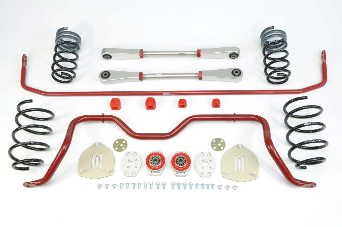 Eibach Anti-roll Bar Kit MINI R58/R59