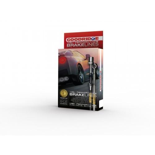 Goodridges Braided Hose Kit – ZM Coupe