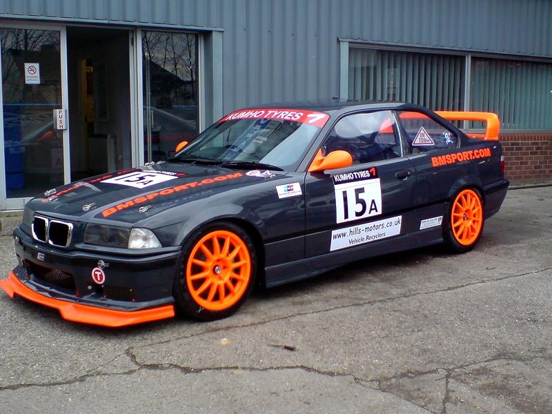 Bmw E36 M3 Race Spec Front Splitter Bmsport