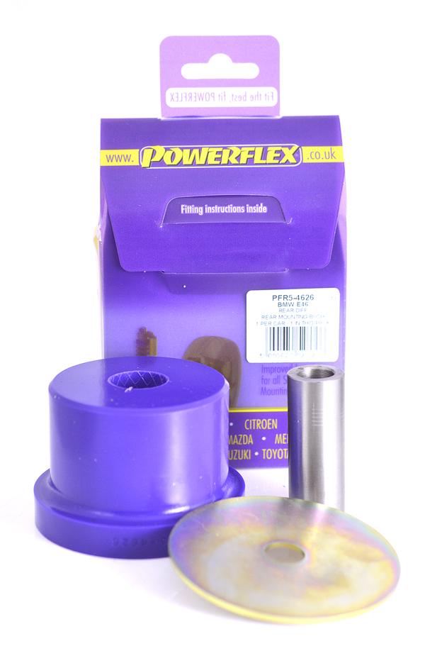 Powerflex Rear Diff Rear Bush